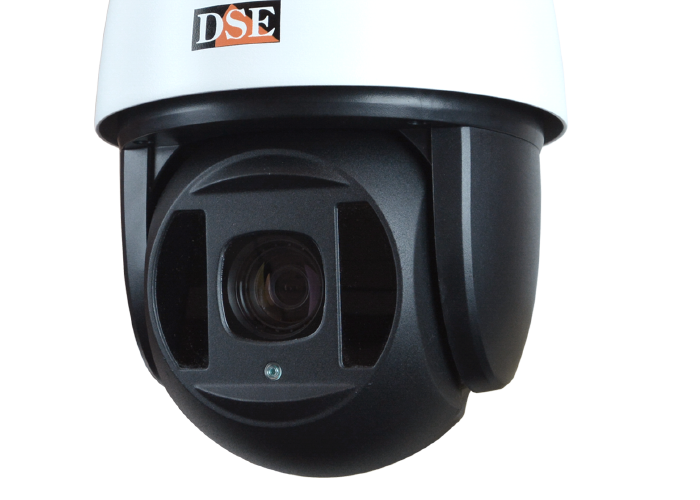 PTZ speed dome cameras IP onvif with zoom